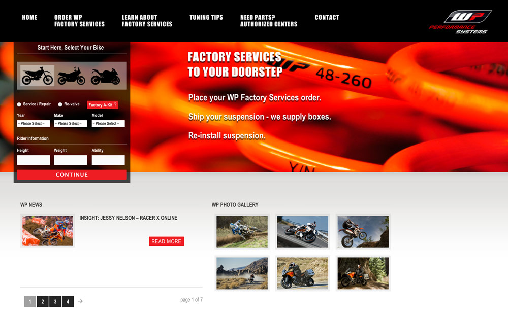 WP Factory Services